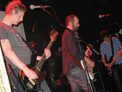Swervedriver @ Bowery Ballroom