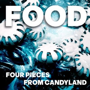 FOOD Three Pieces From Candyland