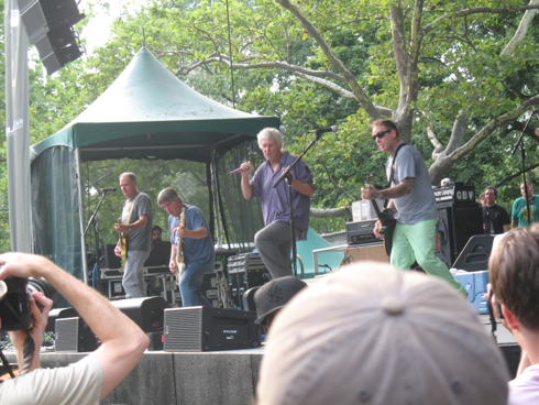 GBV @ Central Park