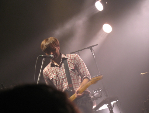 Death Cab for Cutie's Ben Gibbard @ Wellmont Theatre