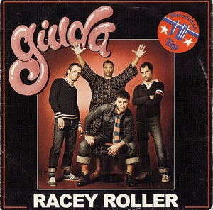 Giuda Racey Roller White Zoo