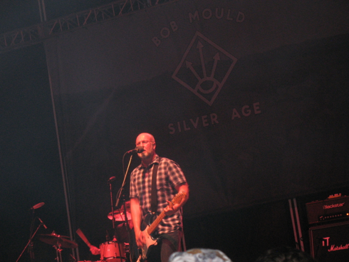Bob Mould @ Williamsburg Park