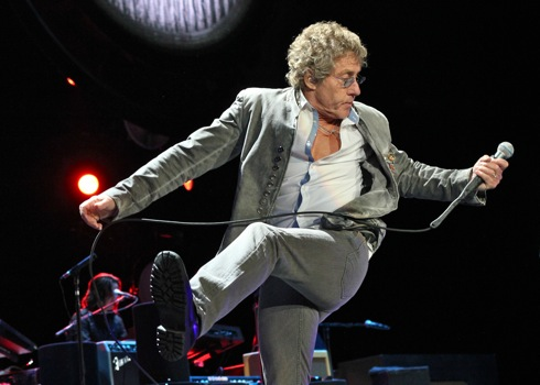The Who by Jeff Elbel, 2012-11-29, Chicago, IL.